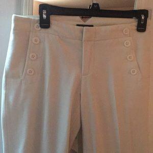 GAP White Pants
